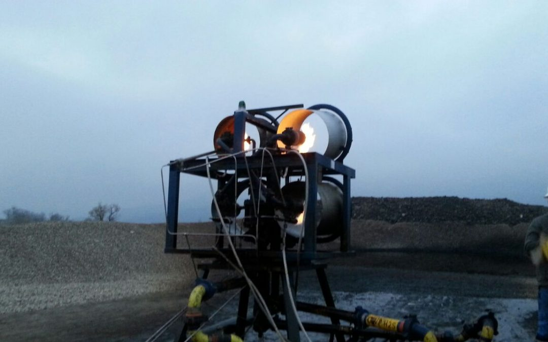 Gas & Diesel Pilot System Fabrication
